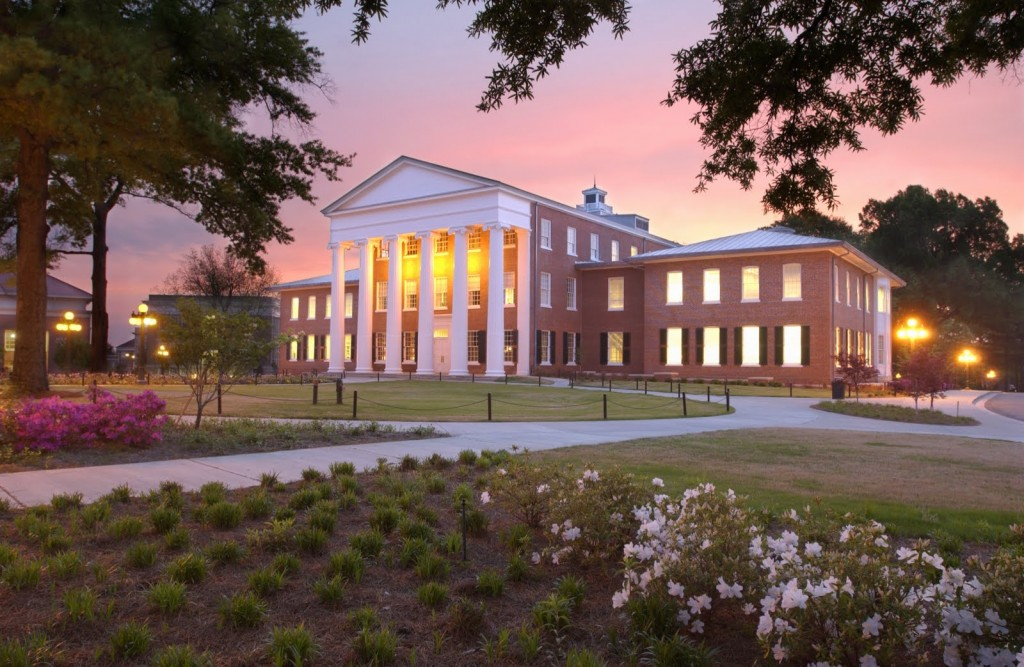 Ole Miss College 51